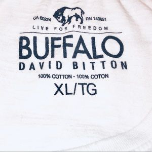 Buffalo David Bitton Shirts - Buffalo David Bitton T-shirt SZ XLT